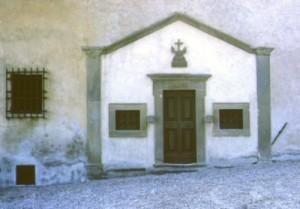 La Cappella di S. Maria, poi S. Martino a Petroio