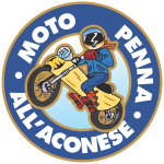 Logo ufficiale dell'evento Motopenna all'Aconese