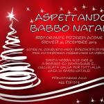 Locandina Aspettando Babbo Natale 2015