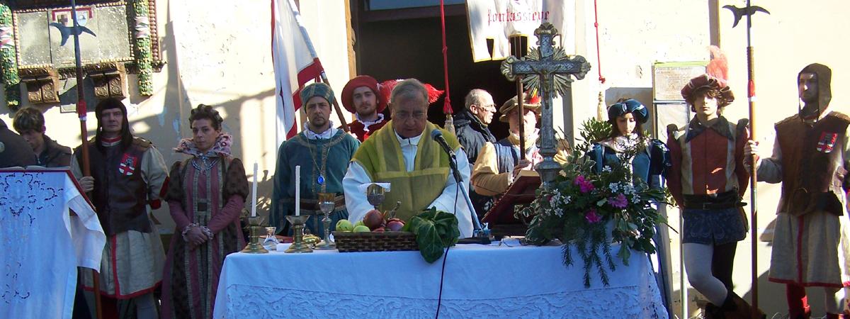 Festa di S. Antonio Abate e solenne benedizione degli animali