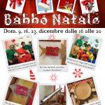 Domenica 9 dicembre riapre la Casa di Babbo Natale!
